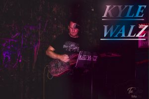 Kyle Walz at Pumphouse in Wichita