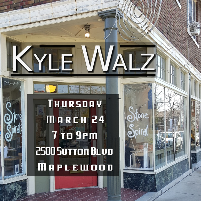 Kyle Walz at Stone Spiral