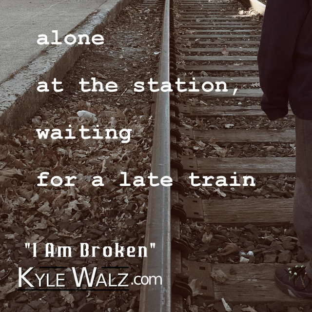 I Am Broken lyrics