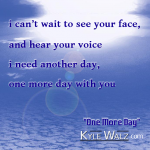One More Day lyrics